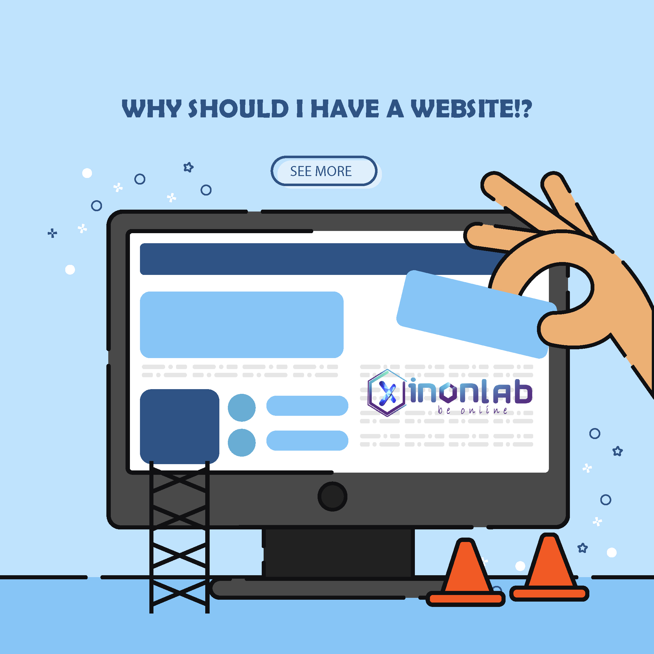 Why Should I Have a Website؟-Image