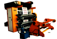 Heavy Duty  STACK SYSTEM SERIES FLEXO PRINTING MACHINES_Image